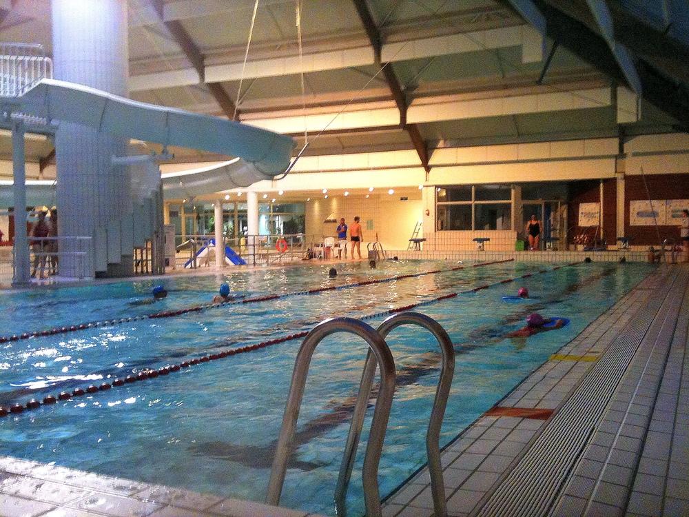 Piscine de cergy axe majeur for Cergy pontoise piscine