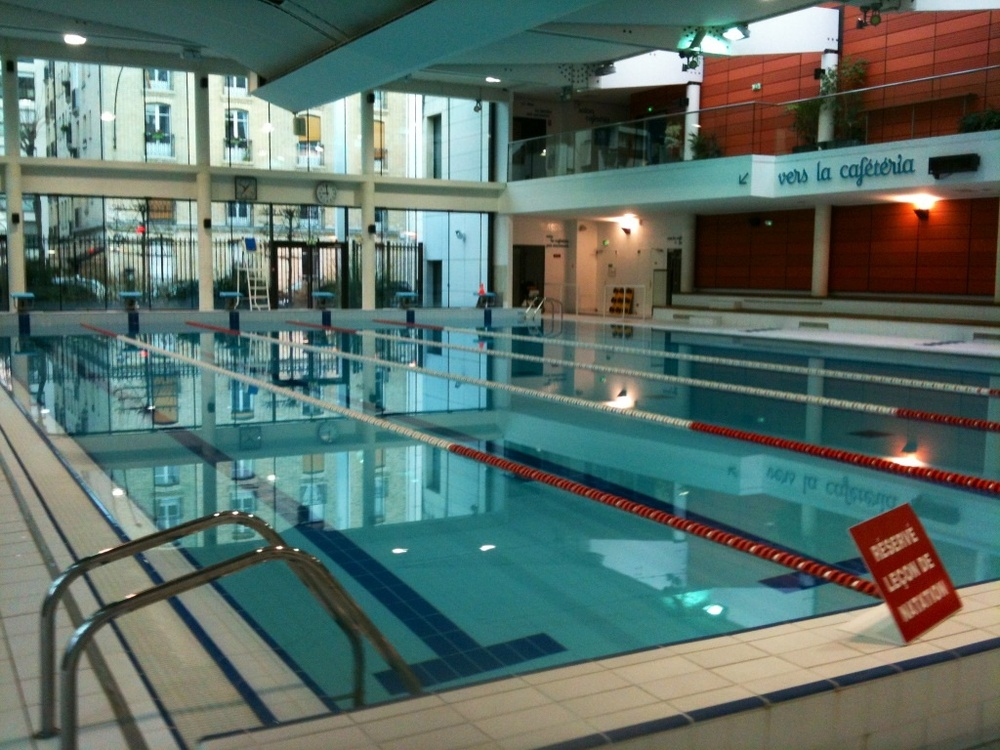 Fiche de nageurfelin for Clamart piscine
