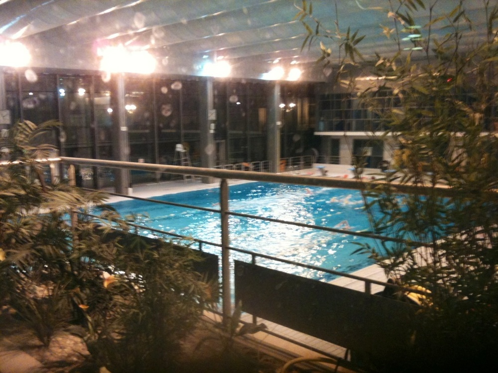 Piscine municipale de montrouge for Piscine montrouge