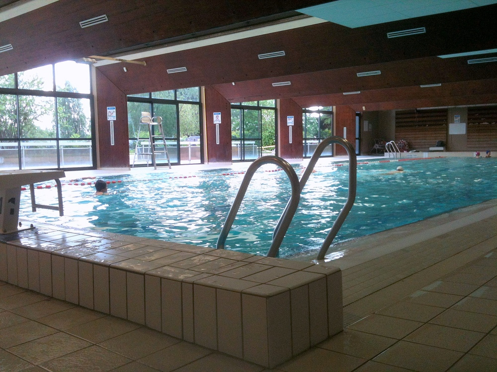 Piscine municipale jean guimier for Piscine bobigny horaire