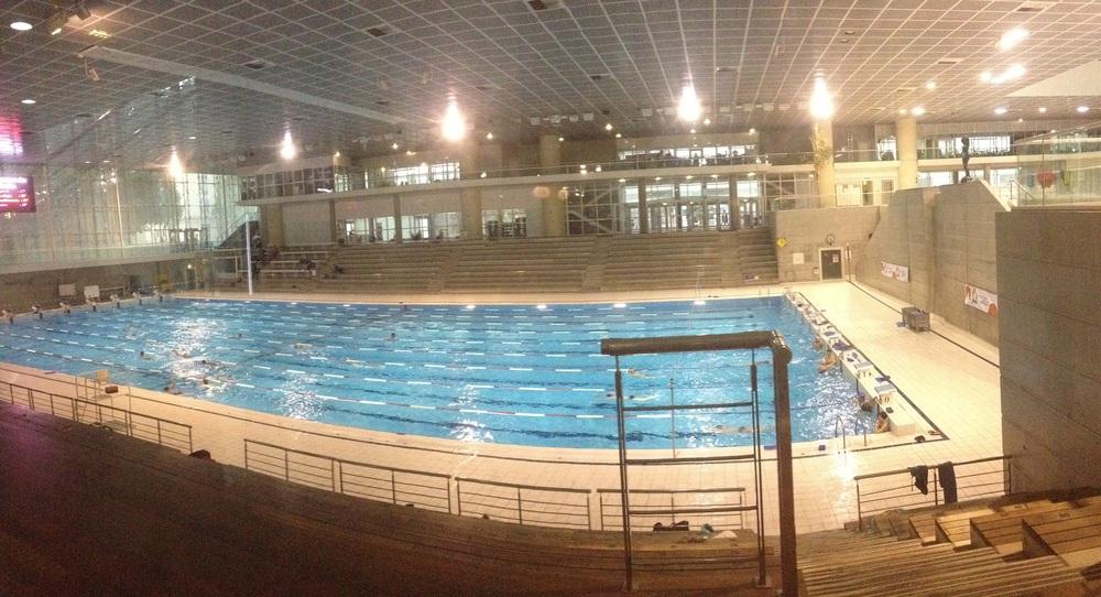 S ances piscine olympique d 39 antigone page 1 4 for Piscine antigone