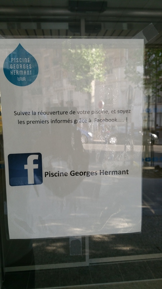 Georges hermant for Piscine georges hermant