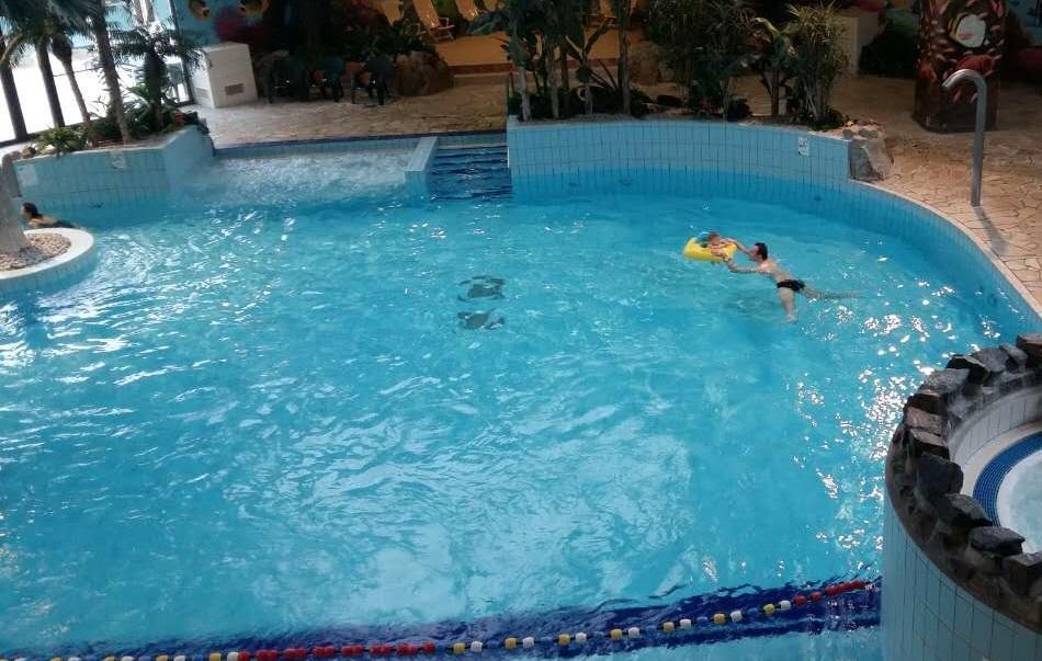 Pierre et vacances village club normandy garden Horaires piscine deauville
