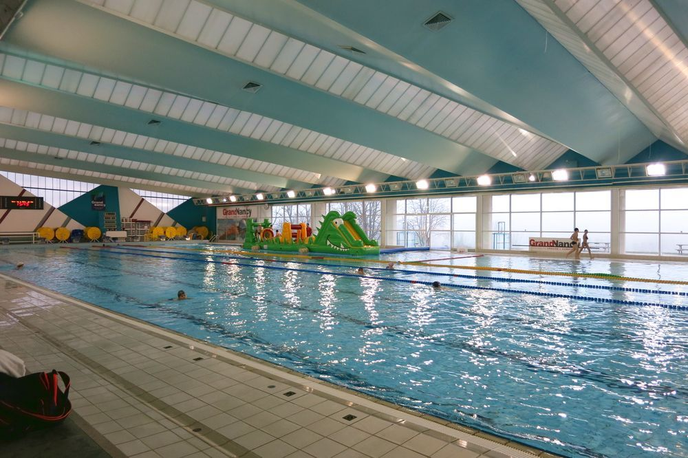 Piscine olympique de nancy gentilly for Piscine foix horaire