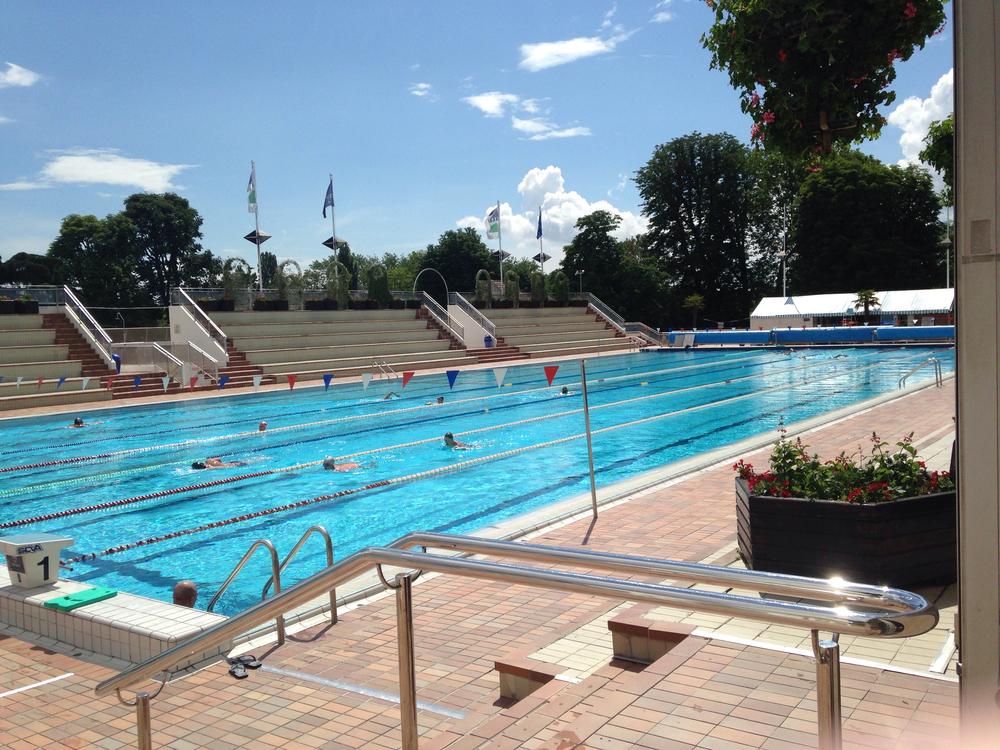Fiche de freddou for Horaires piscine nogent