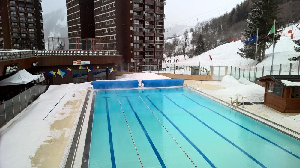 S ances piscine du corbier page 1 1 for Piscine de vaujany