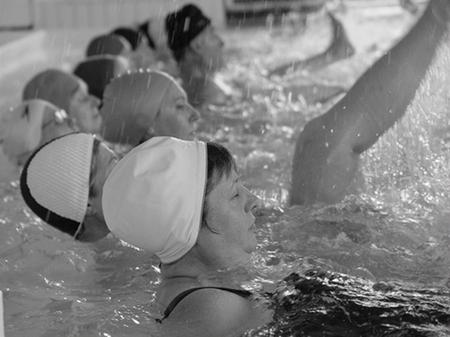 Pratiquer L Aquagym Dans Les Piscines Parisiennes Nageurs Com
