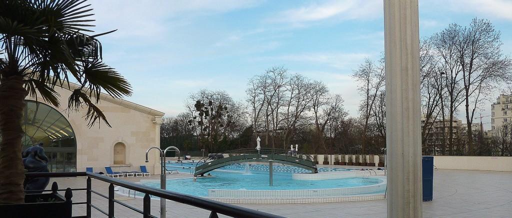 Piscine du palais des sports de puteaux radio piscine for Piscine puteaux