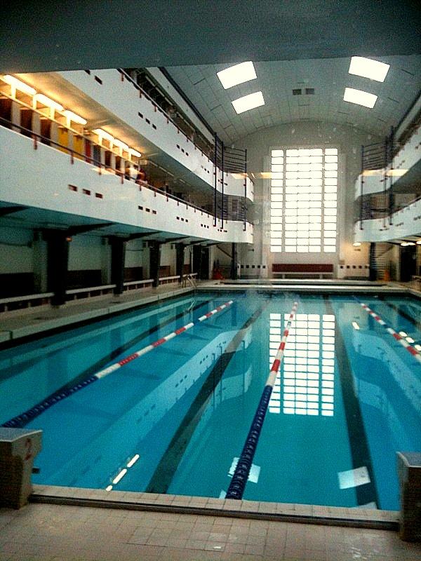 Nageurfelin radio piscine for Piscine valeyre