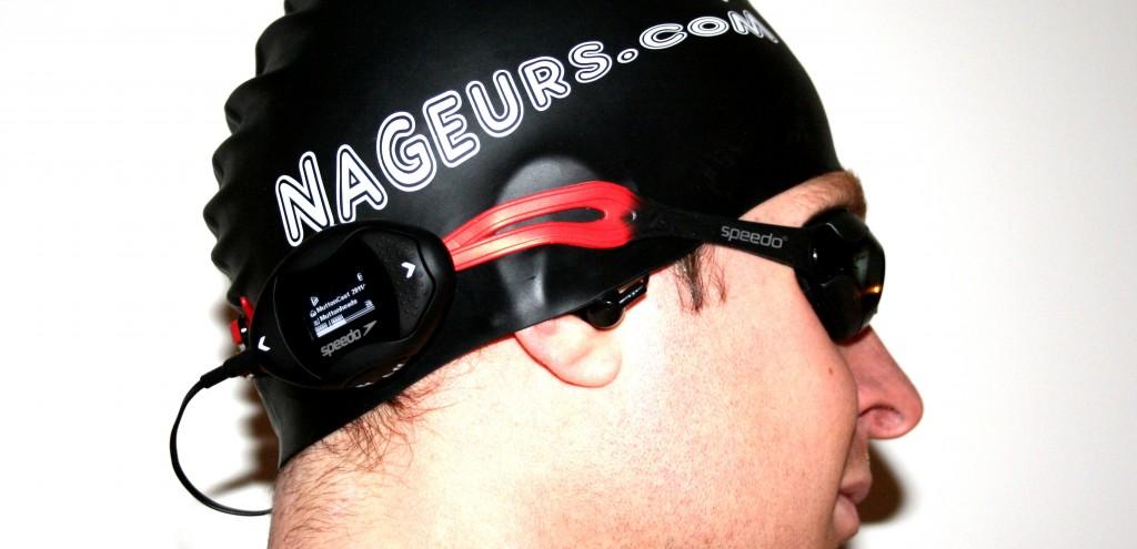 Lecteur mp3 tanche radio piscine for Ecouteur pour piscine