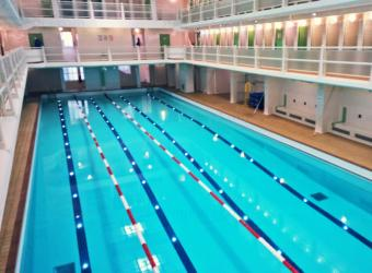 Piscines paris le guide complet des 38 piscines for Piscine bernard lafay