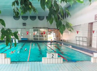 Piscines paris le guide complet des 38 piscines for Piscine didot aquagym