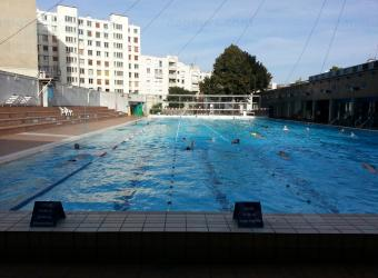 Piscines paris le guide complet des 38 piscines for Piscine georges hermant