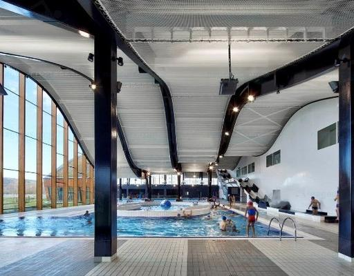 Aqualude centre aquatique de mantes en yvelines - Piscine mantes la jolie ...