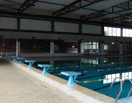 Piscine intercommunale de Beaumont sur Oise à Beaumont sur Oise