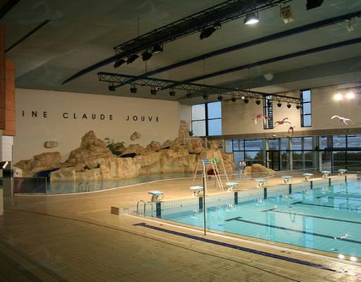 Piscine claude jouve for Claude robillard piscine horaire