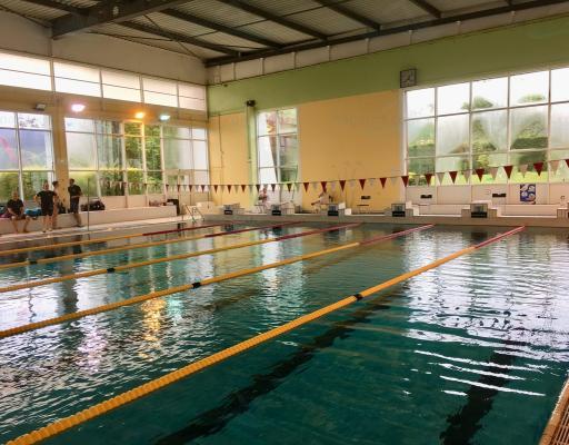 La fin des cours pour toutes les piscines aura lieu le 16 JUIN (sauf Petit Port.