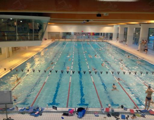 Centre nautique charras for Claude robillard piscine horaire