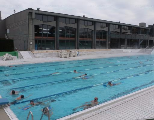 Piscine euroc ane for Horaire piscine saint dizier
