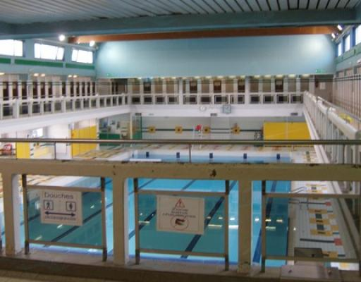 Piscine garibaldi for Piscine charial
