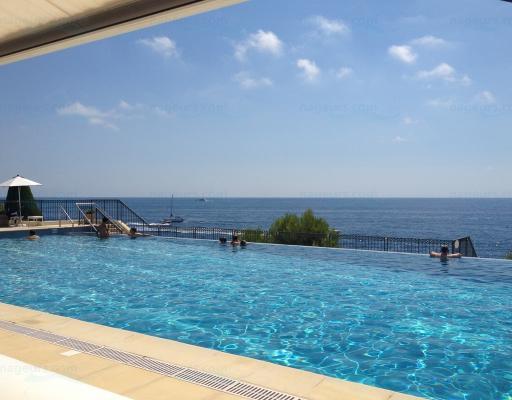 Club dauphin piscine du grand h tel du cap ferrat for Piscine jean medecin