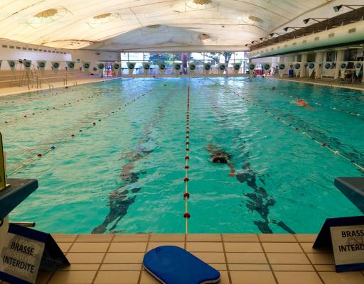 Piscine georges hermant for Piscine 50m paris