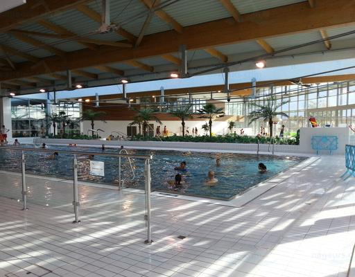 Centre nautique la vague for Piscine soisy sous montmorency