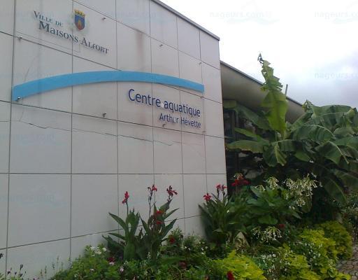 Centre aquatique de maisons alfort for Piscine maisons alfort