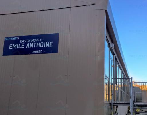 Piscine mobile emile anthoine for Piscine jacqueline auriol