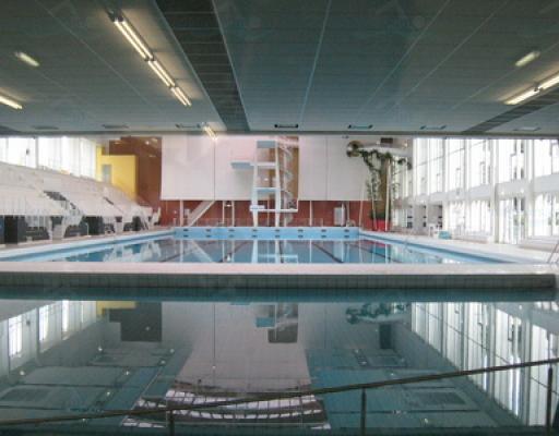 Stade nautique maurice thorez for Piscine montreuil