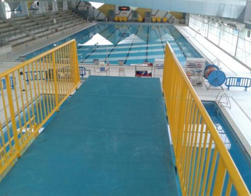Piscine olympique de nancy gentilly for Horaire piscine nancy