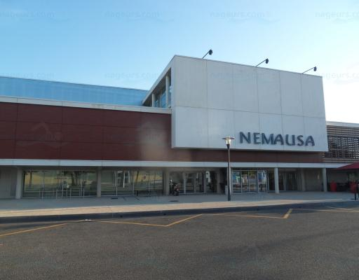 Nemausa for Piscine aquatropic nimes
