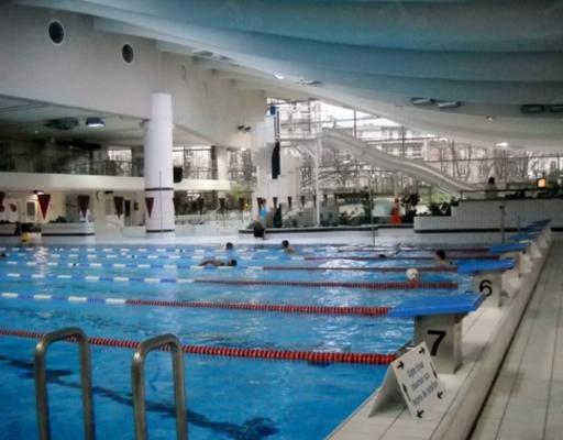 Centre aquatique de neuilly sur seine for Piscine beaujon