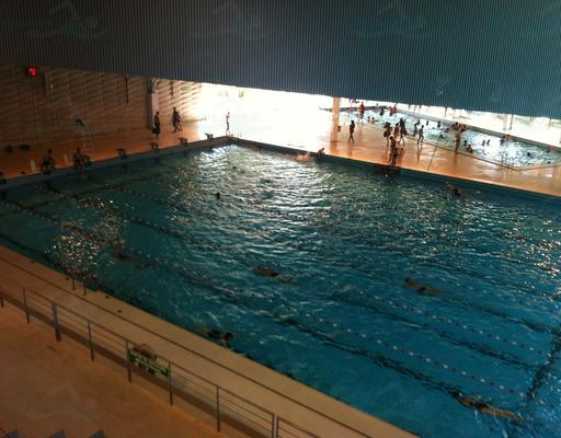 Piscine olympique municipale de colombes for Centre claude robillard piscine horaire