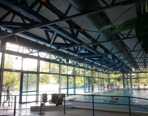 Piscine municipale de orthez for Cash piscine orthez