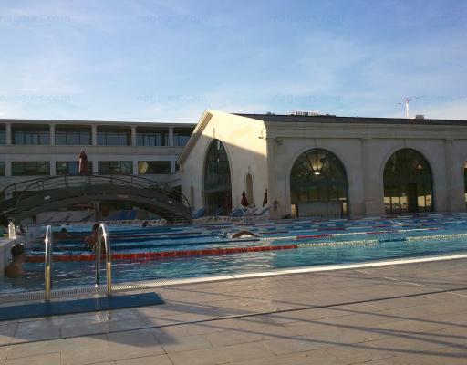 Palais Des Sports De L Ile De Puteaux Nageurs Com