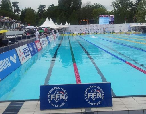 Racing club de france for Piscine des raguidelles