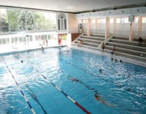Piscine roger aveneau for Piscine didot aquagym