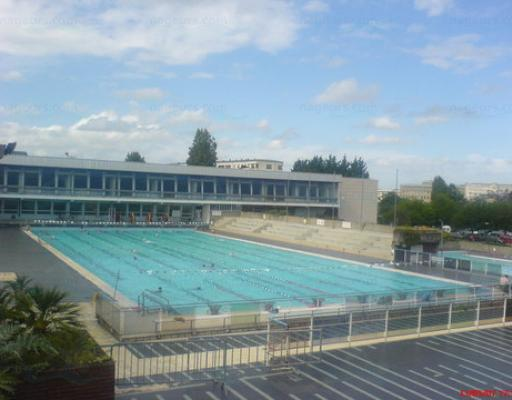Stade nautique de caen for Piscine 50 metres