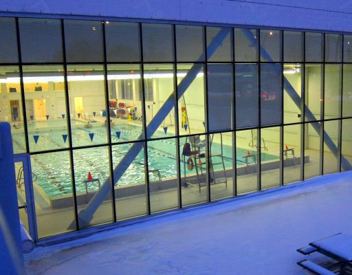 Ymca cartierville for Complexe sportif claude robillard piscine