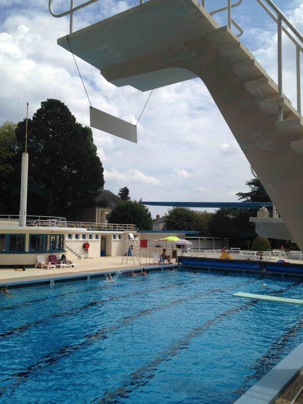 Photos piscine alexandre braud for Horaire piscine jean blanchet ancenis