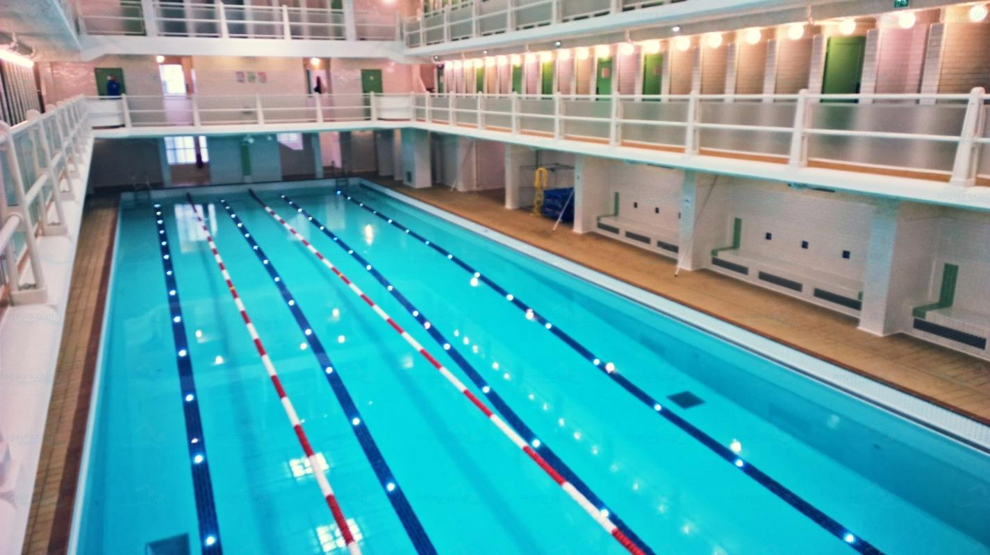 Le guide des 65 piscines de paris for Piscine des amiraux
