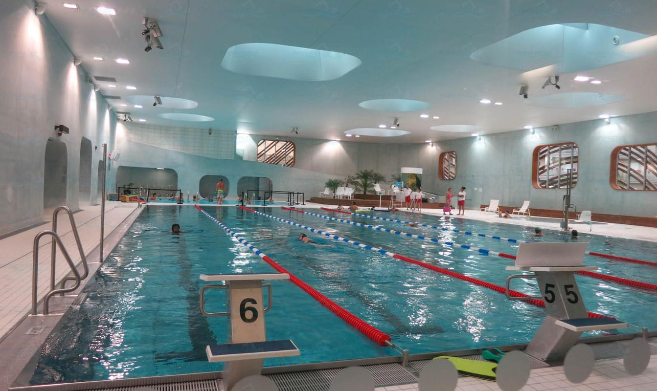 Le guide des 2 piscines de issy les moulineaux for Piscine sevestre