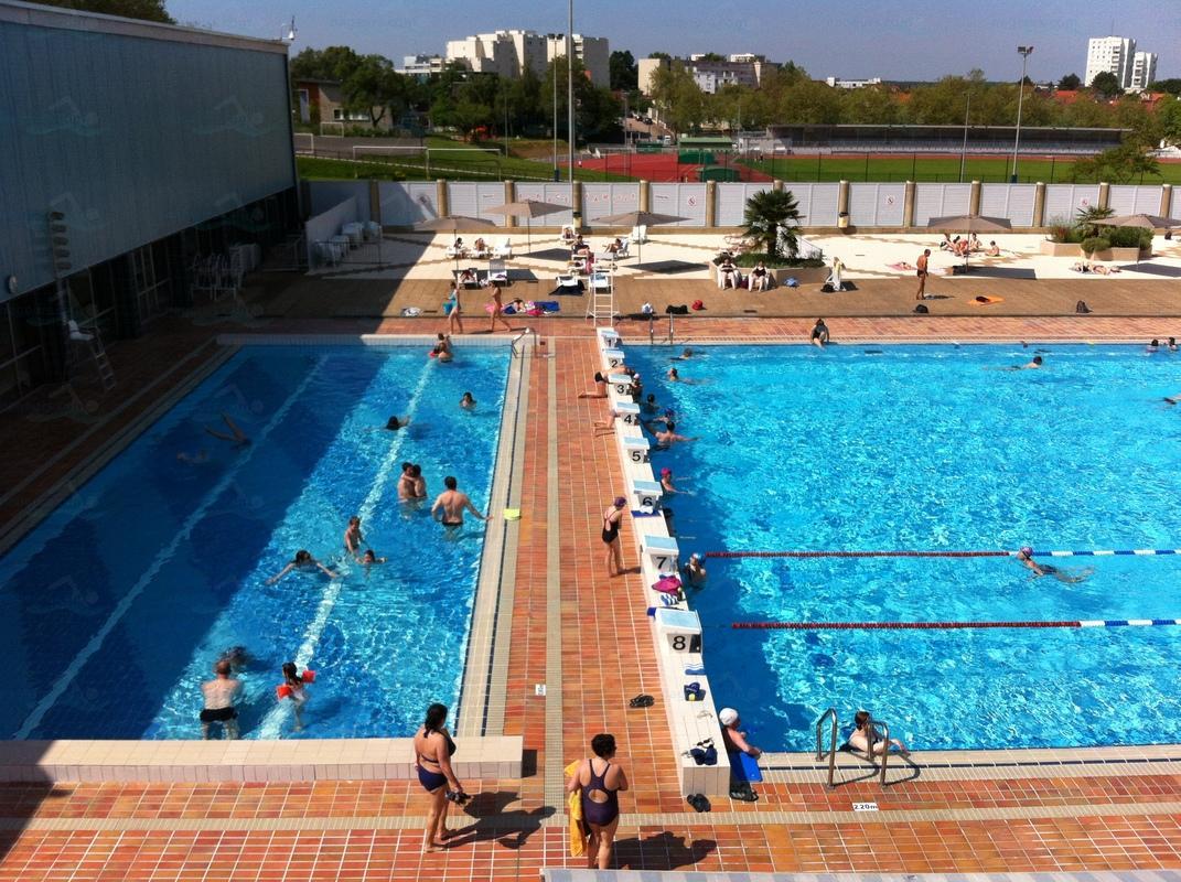 Le guide des 5 piscines de limoges for Piscine limoges