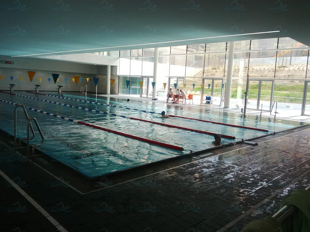 Piscine champerret for Piscine georges hermant