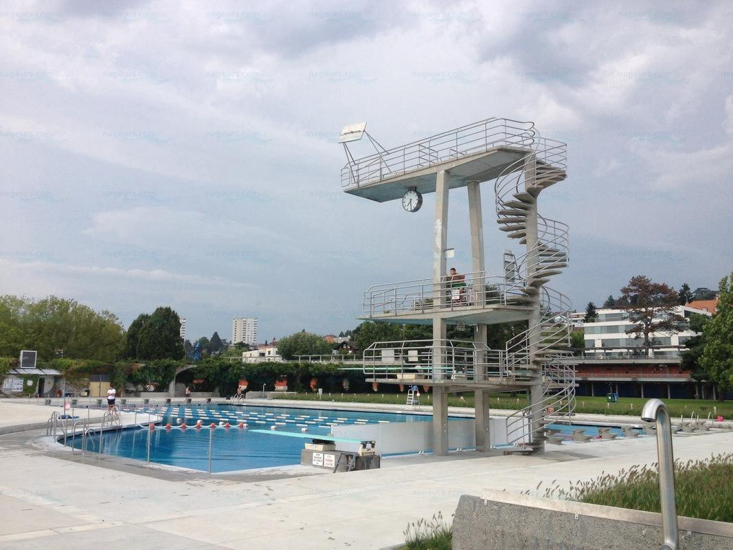 Annuaire des piscines suisse piscines for Piscine olympique bordeaux