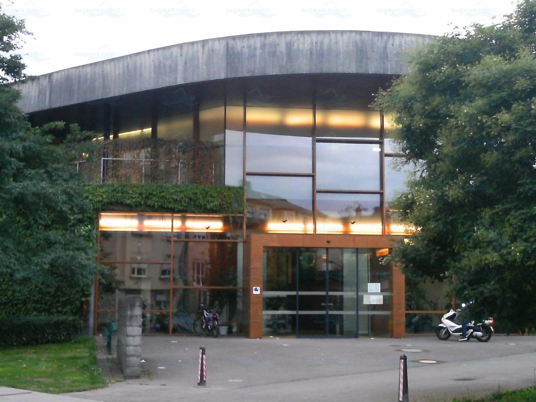 Piscine municipale de bonnevoie for Bonnevoie piscine luxembourg