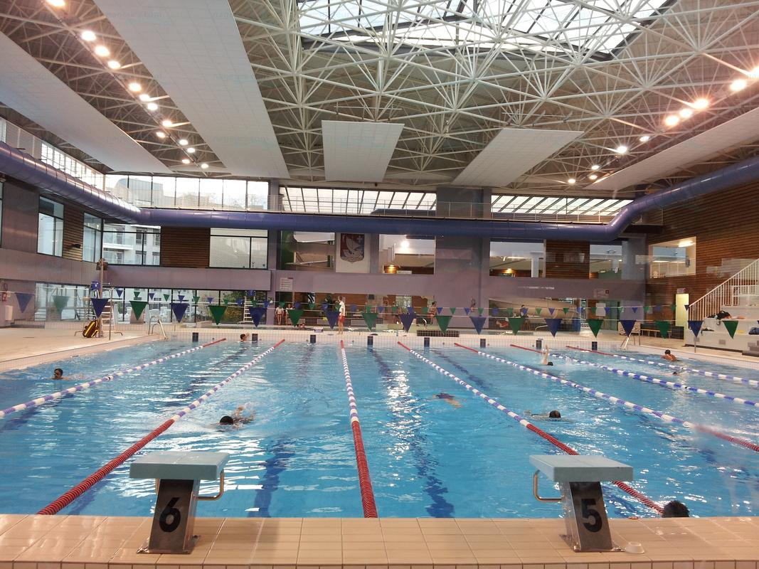 Photos piscine de boulogne billancourt - Piscine carrelage gris boulogne billancourt ...