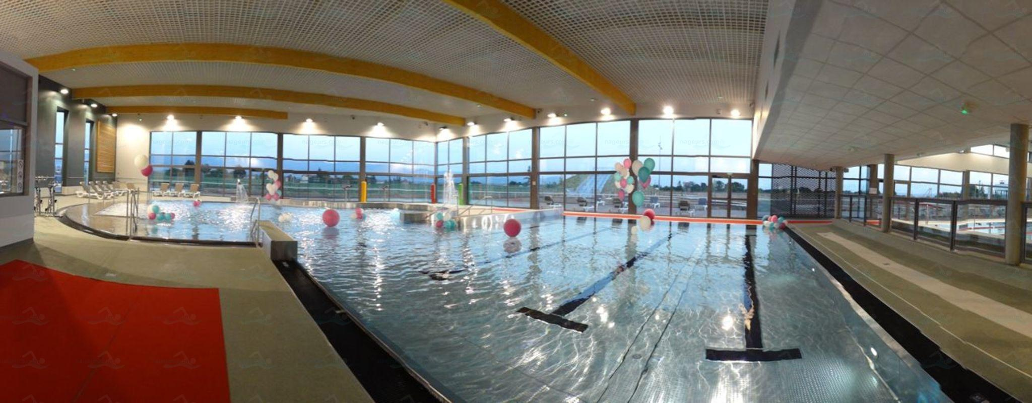 Photos piscine municipale de bourg de p age for Piscine diabolo a bourg de peage