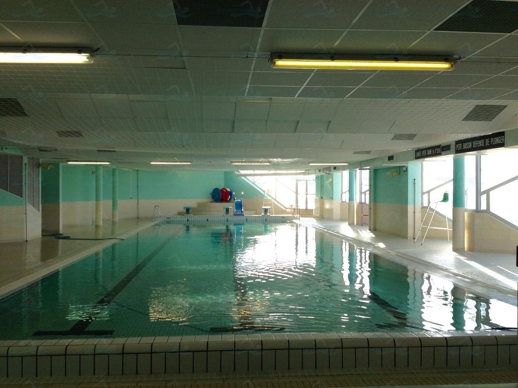 Piscines france basse normandie les piscines for Piscine carpiquet
